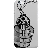 Smoking Gun iPhone Case/Skin