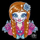 Sugarskull Anna  by Miss Cherry  Martini