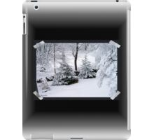 It's a Marshmallow World in the Winter iPad Case/Skin