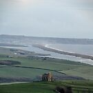 Views from Weymouth to Lyme Dorset UK by lynn carter