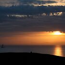 Little Orme sunrise by ccrcats