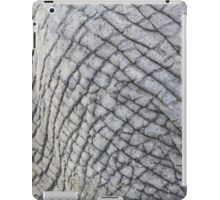 Elephant Skin - Natural Patterns and Textures iPad Case/Skin