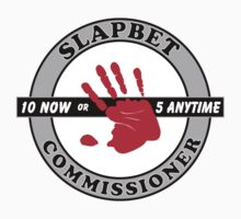 SlapBet Commissioner by ssdesigns08