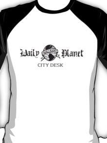 Daily Planet Metropolis Rec League Softball T T-Shirt