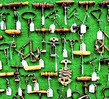 Corkscrews by Simon Duckworth