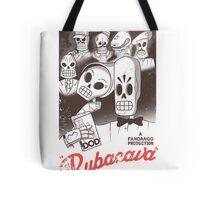 Rubacava (White) Tote Bag