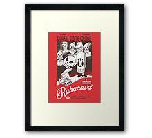 Rubacava Framed Print