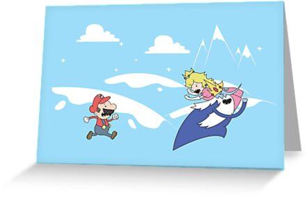 Mario's Adventure by Scott Weston