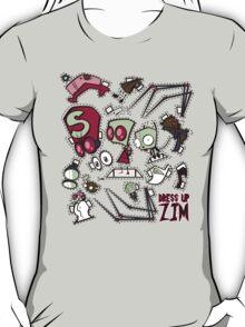 Dress up Zim T-Shirt