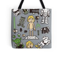 Dress up Luke Tote Bag
