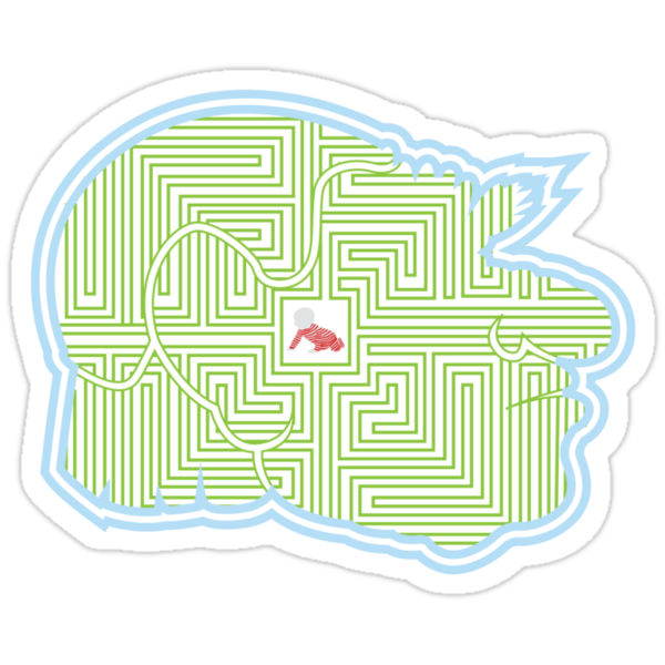 Hoggle's Labyrinth by Scott Weston