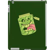 Slimer in a Jar iPad Case/Skin