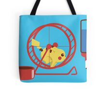Pet Pikachu Tote Bag