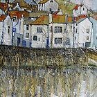 Cod and Lobster, Staithes by Sue Nichol