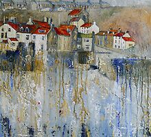 Soft Light, Staithes by Sue Nichol