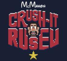 Crush-It Comrade Kids Clothes