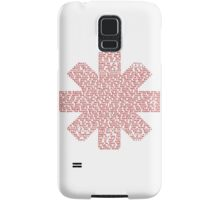 Red Hot Chili Peppers Songs Samsung Galaxy Case/Skin