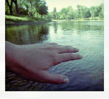 Hand by Jean-François Dupuis