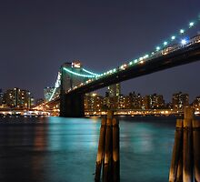 East River New York City by ScottL
