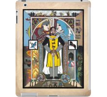 Sandor Clegane, the Hound - illumination iPad Case/Skin