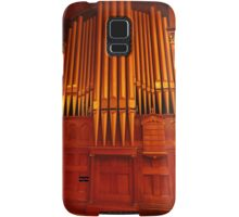 The Organ Pipes Samsung Galaxy Case/Skin