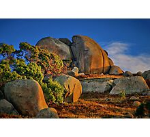 """""""Rock of Ages"""" Photographic Print"""