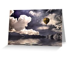 Nice Day To Fly Greeting Card