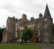 Fernie Castle by yusstay