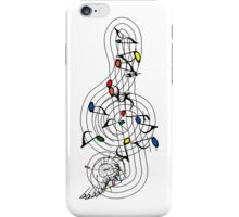 The Sight of Music (3) iPhone Case/Skin