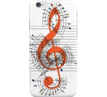 The Sight of Music iPhone Case/Skin