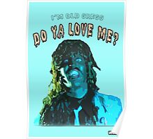 Do Ya Love Me? - Valentine Poster