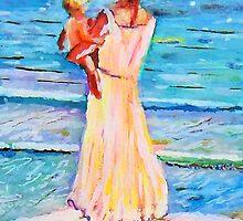 Mother's Beach CDM by ArtbyLeclerc