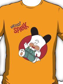 Hello Spank! T-Shirt