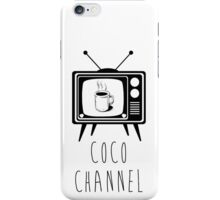 Coco Channel iPhone Case/Skin