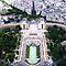 Paris from above by Rosina  Lamberti