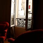 in Paris by jayview