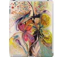 The Splash Of Life. Composition 3 iPad Case/Skin