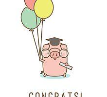 Congrats! by tofusan