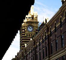 Clock by OpenAllHours
