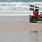 Cornish Lifeguards by catehunt