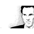 Benedict Cumberbatch by Kialna
