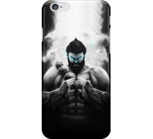 Udyr - League of Legends iPhone Case/Skin