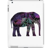 Purple Elephant iPad Case/Skin