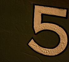 Number Five by Jason Adams