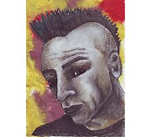 Billy Psycho Photographic Print