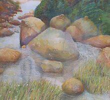 She Rocks: Stoney Creek by Jack Draper