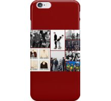 All Time Low and Pierce the Veil iPhone Case/Skin