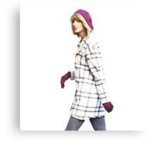 Winter Taylor Canvas Print