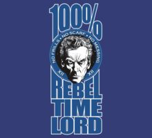 100% Rebel Timelord by robinzson13