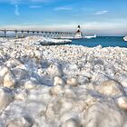 Winter on the North Side of America by Adam Bykowski